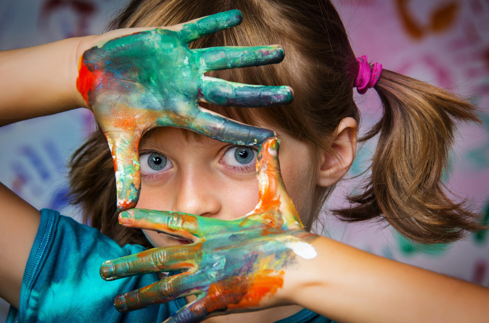 wieviel Farben kennt das Leben