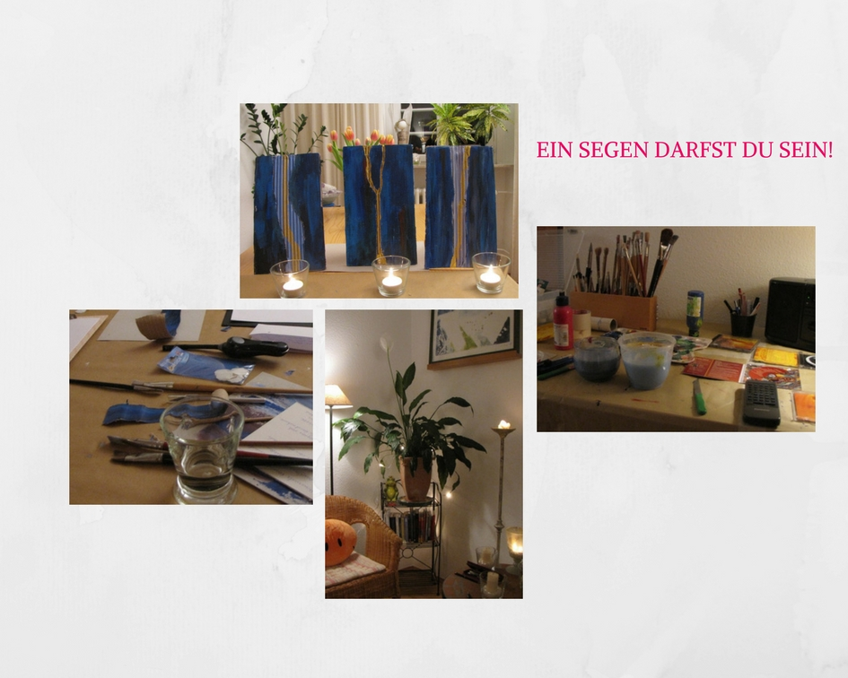 Segen Sein  –  Eine Workshop-Resonanz
